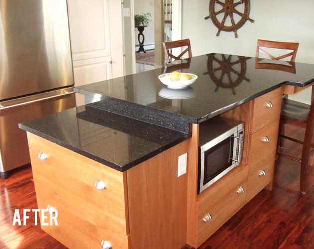 Kitchen Make Over - After