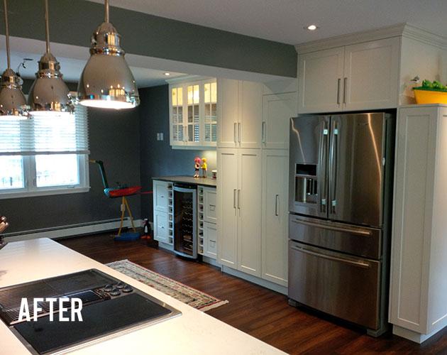Complete Kitchen Renovation - After