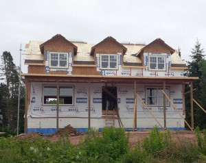 Prospect Bay New House Build