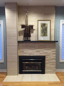 After: Outstanding Fireplace