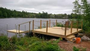 Need a Dock?